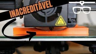 Impressão 3D não planar (Non planar 3d printing) - pt.3