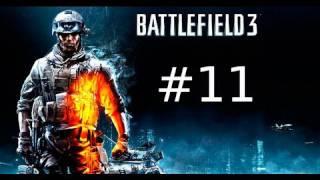 Battlefield 3 Campaign Walkthrough HD Part 11: Payday the Heist