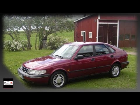 1997 Saab 900 SE Turbo Alternator Replacement! (How to)