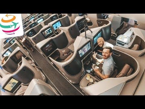 Singapore Airlines Business Class 787-10, kennen wir die nicht? | YourTravel.TV Travel Resource Videos