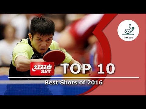 DHS ITTF Top 10 - Best Shots of 2016