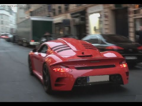 RUF CTR3 in Paris !!!