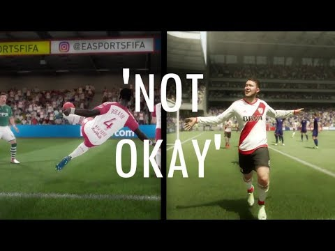 "Fifa 17 - ""Not Okay"" - Online Goals and Skills Compilation #22 (Ft.KuroSkill)"