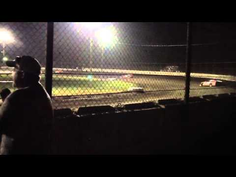 Caney Valley Speedway Opening night 5/17/13 13