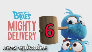 Angry Birds Blues   All Episodes Mashup - Special Compilation#6...