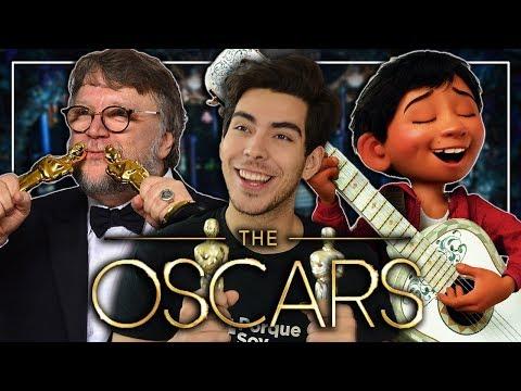 Oscars 2018 - ¡MEXICANOS GANADORES!   Caja de Peliculas