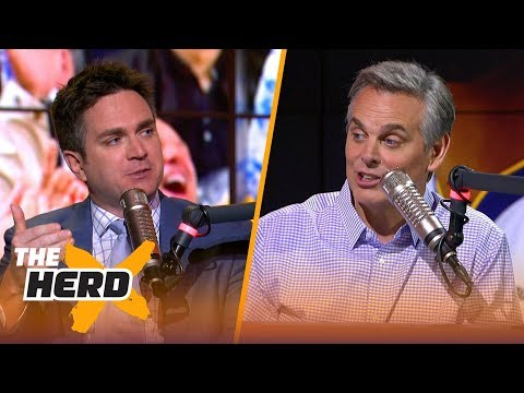 Chris Mannix on KD's potential return to Oklahoma City, LeBron takes over L.A.  NBA  THE HERD