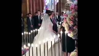 Шикарная армянская свадьба / Красивая невеста армянка / Harsaniq
