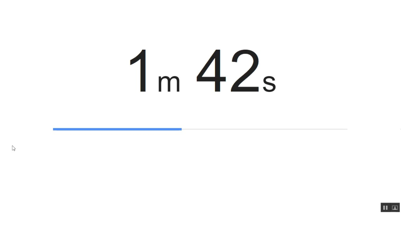 3 minute timer youtube