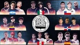 GOD LEVEL MÉXICO 🇲🇽 EN VIVO!!! | Mundial de Freestyle