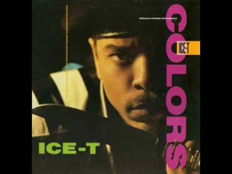 Ice T Colors