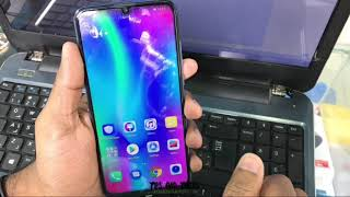 Huawei Honor 10 Lite HRY-LX1MEB FRP Bypass | Huawei FRP 2019 TalkBack 7.1 Not Working