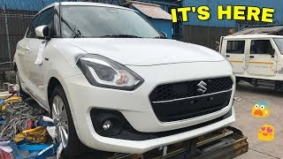 Maruti Suzuki SWIFT 2018 in India | PRICE | Features | MILEAGE ! ! !