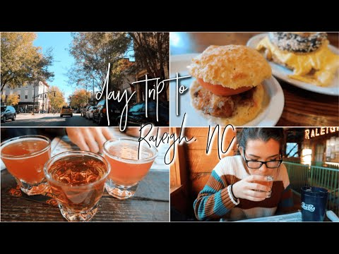 What To See, Eat & Do In RALEIGH, NC