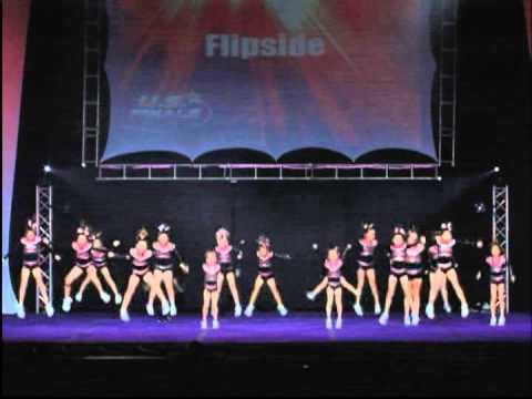 Flipside Cheer Competition~ US Finals 2012 ~Mini level 2  Dynamite!