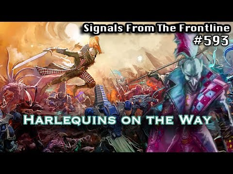 Signals from the Frontline #593: Harlequins on the Way