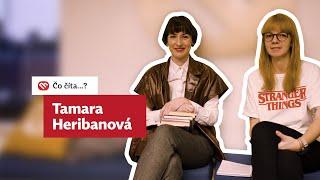 Čo číta Tamara Šimončíková Heribanová