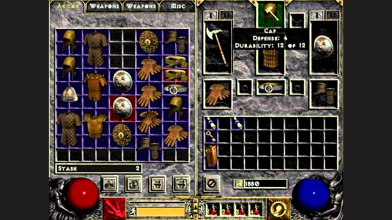 Let's Play – Diablo 2 – LOD – Episode 6 – Stat Point Reset?!?