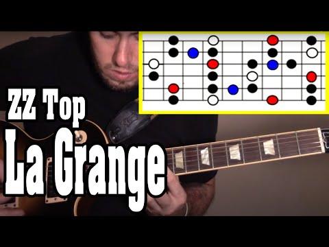 ZZ Top - La Grange Guitar Tutorial w/TABS
