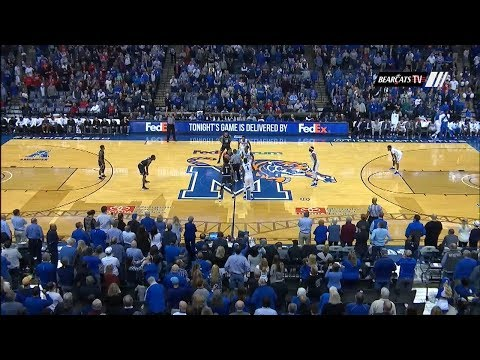 Men's Basketball Highlights: Cincinnati 62, Memphis 48 (Courtesy CBS Sports Network)
