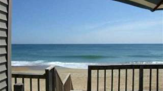 The Beach at The Haven on the Outer Banks