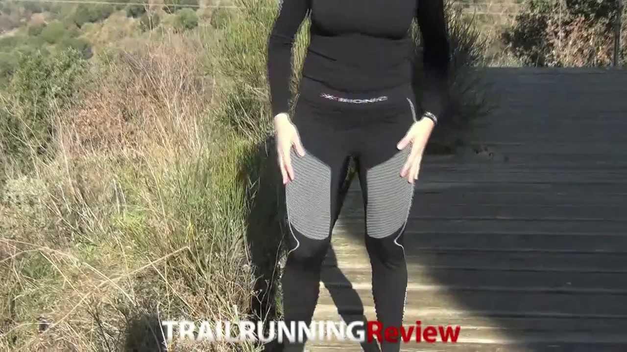 X-Bionic Womens Effektor Running Tights