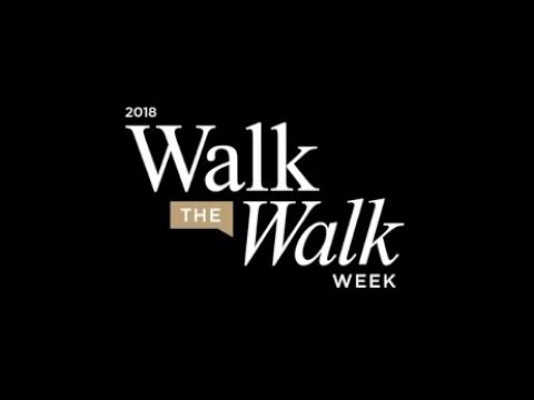 Walk the Walk Week 2018 - Advancing Dr. King's Legacy