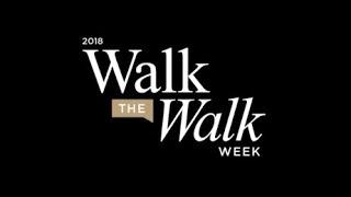 Walk the Walk Week 2018 - Advancing Dr. King's Legacy