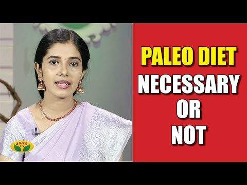 Paleo Diet is Necessary or Not ! | Nutrition Diary | Adupangarai | Jaya TV thumbnail