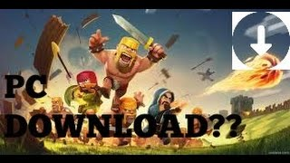 How to Install Clash of Clans PC Windows 10 2016 !!!
