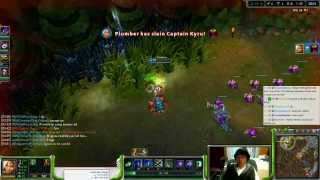 BoxBox plays Riven vs Cho'Gath top lane