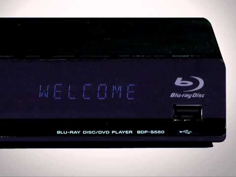 How To Perform A Firmware Update On A Sony Blu-Ray Disc Player With Internet Connection