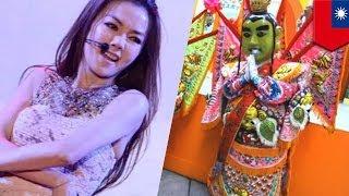 忘年会の季節に台湾のサラリーマンが忘年会で一番見たいのは台湾語歌手...