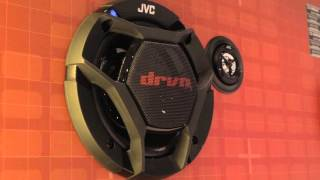 JVC DRVN car speakers | CES 2016 | Crutchfield video