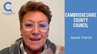 Cambridgeshire County Council   Janet Harris v1