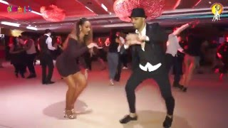 Fadi & Bersy Social Salsa Video  | 1.EIDC