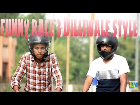 Selfish Race 3 2nd song | Funny | Salman khan | Remo | Desi Race3 | Dilliwale| thumbnail