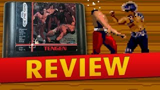 Pit-Fighter for Sega Genesis (Review)