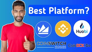Best Crypto Exchange App In India 2022  Top 5 CryptoCurrency Trading & Invest App In India