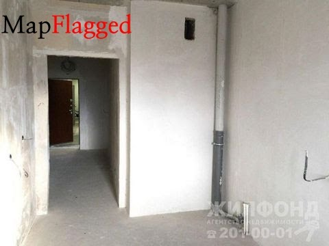 1BED | 1BATH | ₽ 2500 | Apartment for sale in Novosibirsk, Russia | MapFlagged