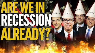 Are We Already In A Recession? Mike Maloney