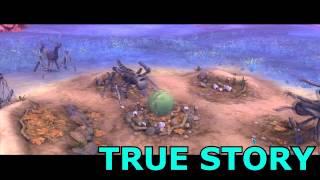 Эволюционный путь арахнидов или как ржать до слёз в Spore