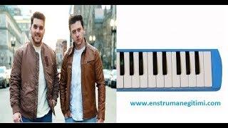 Melodika Eğitimi - İkikardesh - Bana Ne Melodika Resimi