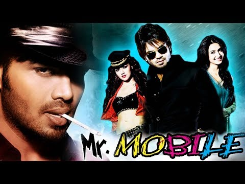 Mr. Mobile (Mr. Nookayya) Hindi Dubbed Full Movie | Manoj Manchu, Kriti Kharbanda, Sana Khan