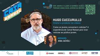 COMO OS JOVENS CONSOMEM NOTÍCIA? - Festival Cria Brasil