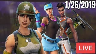 🔴 NEW ITEM SHOP COUNTDOWN || January 26th New Skins || Daily Fortnite Item Shop 🔴