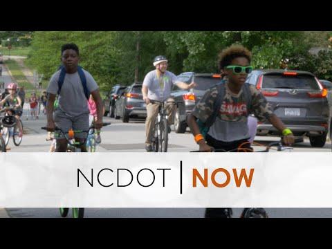 NCDOT Now - Hurricane Preparedness, Bike to School Day and Transcontinental Railroad Anniversary