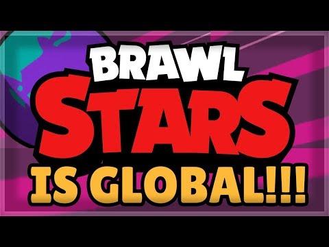 Unlocking Every Game Mode - Brawl Stars is GLOBAL!  🍊