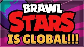 Unlocking Every Game Mode - Brawl Stars is GLOBAL!  🍊
