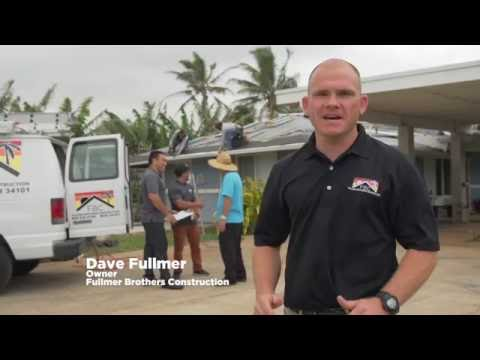 Fullmer Brothers Family Construction - Hawaii